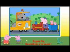 Peppa Pig Temporada 02 Capitulo 30 El tren del abuelo