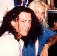 Vince and Stephen Pearcy