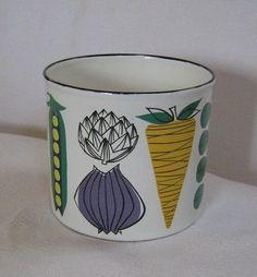 Mid Century Wartsila Finel Enamel Ware Bowl Fruit Vegetable from Finland | eBay