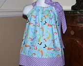 Pages of pillowcase dresses