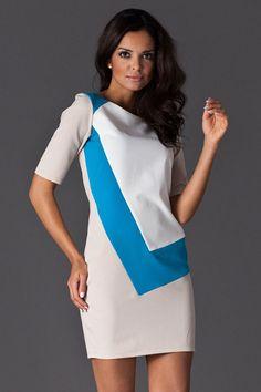 Blue Figl Dresses