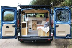 Amazing Swb Vivaro Camper Built With Beautiful Reclaimed Woods Roof Deck In 2020 Wood Roof Camper Roof Deck