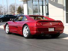 Ferrari F355 Berlinetta. The coolest Ferrari so far.