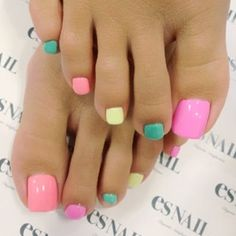 IDEAS PARA PEDICURE by maquillajebellezamujer.blogspot.com