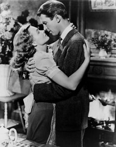 It's a Wonderful Life - James Stewart, Donna Reed