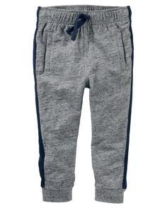Toddler Boy Jersey Joggers | OshKosh.com