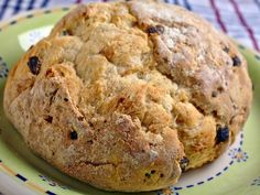 ... Soda Bread Gets Punched Up With Whiskey'd Raisins: Whiskey Soda Bread
