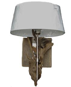 Driftwood Lamp Aspen