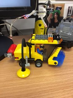Lego Karcher MC50 Road Sweeper