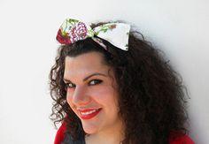 How to Make an Usamimi or Wire Fabric Headband hajpánt és kontyfogó nyuszi szabásminta