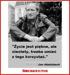 Himilsbach o życiu - inPRL.pl
