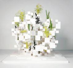 Esperienza dello spazio nell'installazione di Sou Fujimoto a Parigi | ARC ART blog by Daniele Drigo