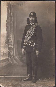 Strażak Napoleon Kosma  #Bielski #Fotografia #zdjęcia #Łódź #moda #historia #fotobielski