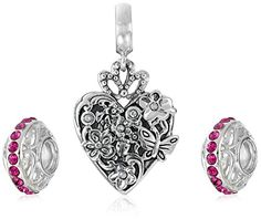 Chamilia Once Upon A Time Gift Set Bead Charm ** Read more  at the image link.