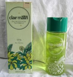 COLONIA NATURAL CLAIR MATIN LORENAY 250 ML (Botellas, Cajas y Envases - Miniaturas de Perfumes.)