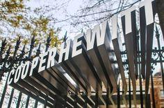 Pentagram's bold new identity for Cooper Hewitt Museum