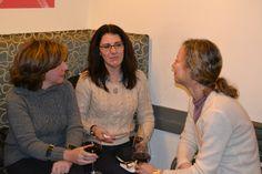 3º #MartesDeCata Flores&SierraCantabria. Nuestros clientes y amigos nos acompañan en la cata nocturna