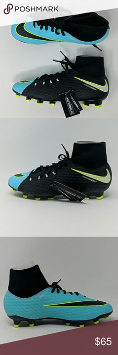 lowest price 60fc3 2cab4 Nike Hypervenom Phatal III Women s Soccer Cleats New with box. Size 7, 7.5,