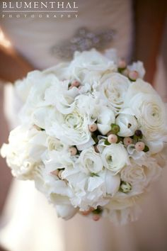 I love this bouquet...Blumenthal Photography