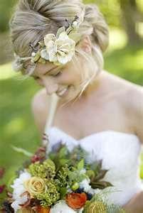 Photography: Kristen Gardner / Florist: Holly Chapple / Venue ... Love this wedding look