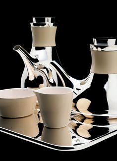 Alessi Coffee and Tea Service...Dear Santa.......
