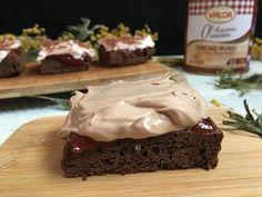 Olga en el pais de los Cupcakes: Brownie Selva Negra