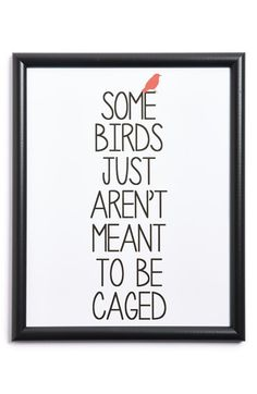Wooden signs princesses and little girls on pinterest for Some birds aren t meant to be caged tattoo