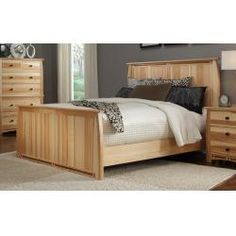 Queen Panel Bed ADANT5070 by A America in Portland, Lake Oswego, OR