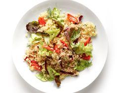 cider glazed carrot and quinoa salad - Ina Garten Shrimp Salad Recipe