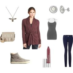 """""""Theatrical Romantic: Lazy Sunday"""" by pirate-queen on Polyvore"""