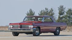 1962 Pontiac Catalina Super Duty presented as Lot S133 at Indianapolis, IN