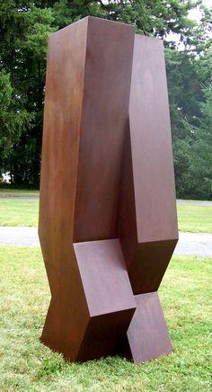 Gerald DiGiusto, Contro Two, 1977 Cor-Ten steel