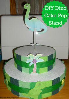 Crazy Cake Pop Holder