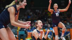 The Netherlands hasn't competed in Olympics women's volleyball since 1996, but…