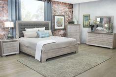 Mor Furniture for Less: The Arketipo Birch Bedroom | Mor Furniture for Less