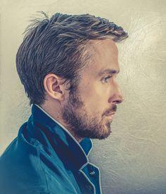 Ryan Gosling by Yann Rabanier