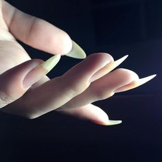 🎶🥂Shall we dance? 😉💃🏼 #nails #hand #nakednails #longnails #natrualnails #natrualongnails #barenails #nudenails #nailblog #pointynails #claws #shallwedance #nailsoftheday #instanails #invitation #stiletto #ネイル #セルフネイル #自爪 #ネイルケア #네일 #누드네일 #셀프네일 #인스타네일 #instadaily #potd #yaolang #手