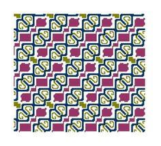 Art Deco Design Tapestry Crochet Chart by Marina G on Etsy
