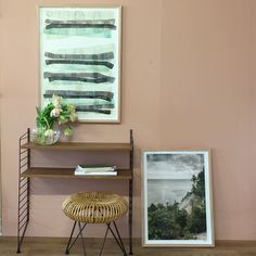 Stefan Gevers & Foto Factory looking great in studio on our new terracotta wall