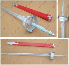 Sword Art Online Asuna Yuuki Sword Cosplay Prop | eBay