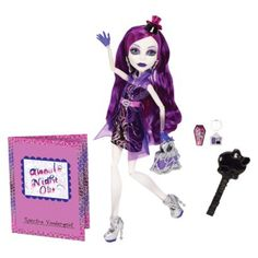 Monster High Ghouls Night Out Doll 3