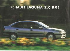 1995 Renault LagunaTurkish Catalog Page 1/2 <> 1995 Renault Laguna Türkçe Katalog Sayfa 1/2