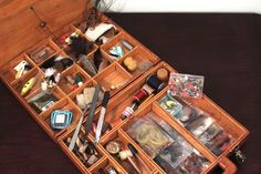 vintage fly tying kit