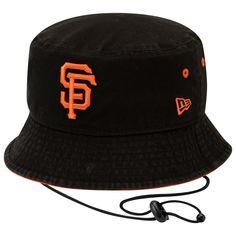 best website 85d57 3d727 Men s San Francisco Giants New Era Black Shoreline Bucket Hat, Your Price    27.99