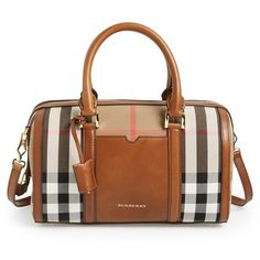 Women's Burberry 'Medium Alchester' Crossbody Satchel ($1,425) ❤ liked on Polyvore featuring bags, handbags, dark ochre, leather satchel, vintage leather satchel, vintage leather handbags, crossbody handbags ve leather handbags