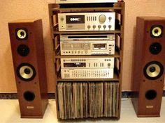 Gradiente Model 246 e caixas Artiaudio Opus 63 LE série III reproduzinho...