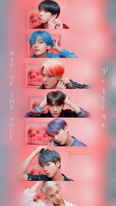 BTS Wallpaper 2018 and 2019 - Persona (BTS)Bulletproof BoyScouts /Bangtan Sonyeondan New wallpaper and some old pic but gold High Quality of pictures Weekly Upda Namjoon, Bts Taehyung, Jhope, Foto Bts, Vlive Bts, Bts Kim, K Pop, Bts Lockscreen, Bts Bulletproof