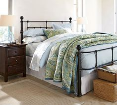 Mendocino Bed | Pottery Barn