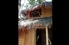 cabane vacances, cabane dans les arbres, cabane sur l'eau, cabane dans la forêt