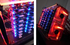 raspberry pi beowulf-cluster...... Shut up and take my money !